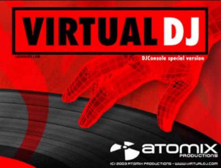 Atomix Virtual DJ v6.0.strong 8/strong + strong Crack/strong.