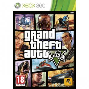 Grand Theft Auto V XBOX360-QUACK