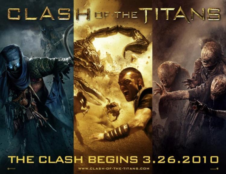 Clash of the Titans DVDRip XviD-DiAMOND