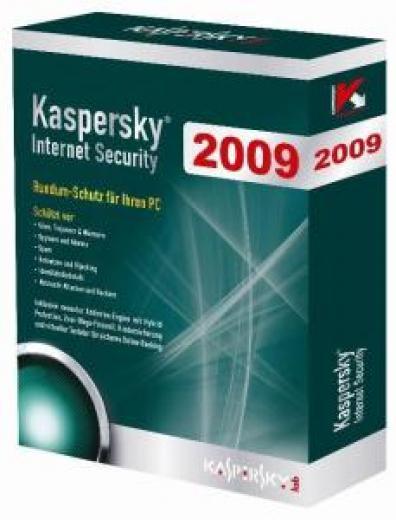 Kaspersky Internet Security 2009 - самый популярный продукт Лаборатор